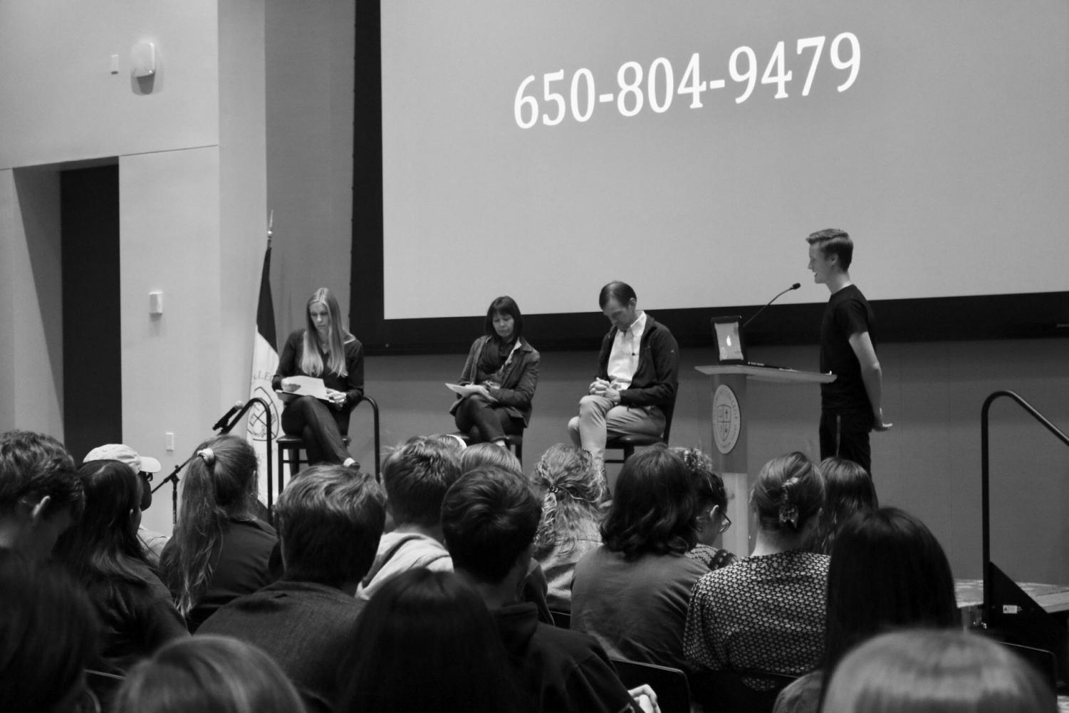 Faculty panel members Katherine Bryant, Heather Keaney, and Alister Chapman share their thoughts on Hong Kong protests.