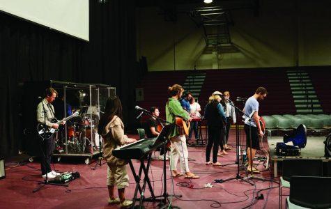 Chapel Band changes