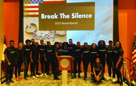 Black Student Union continues to break the silence about race