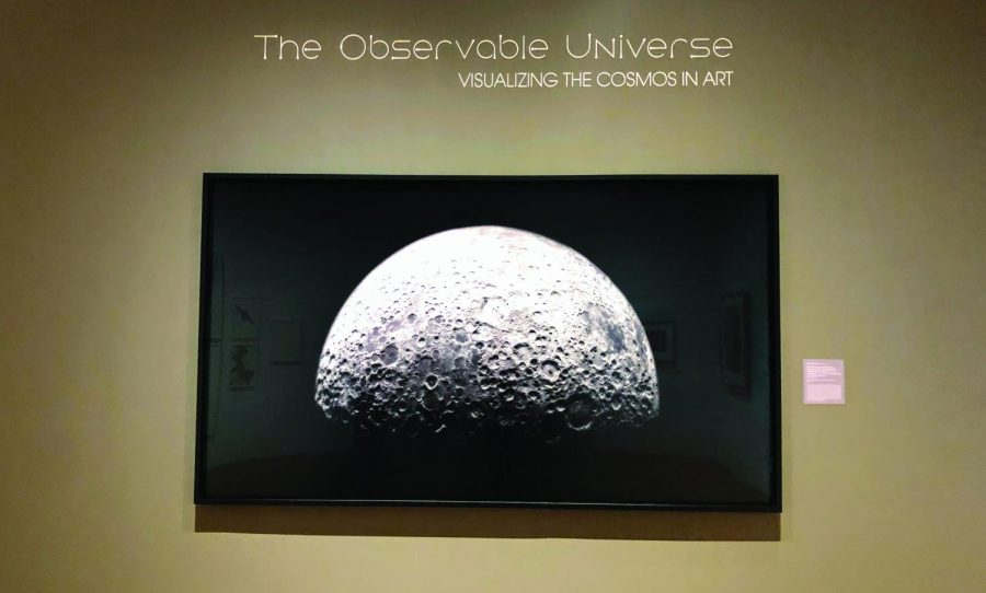 """The Observable Universe: Visualizing the Cosmos in Art"" will be on display at the  Santa Barbara Museum of Art until February 2020."