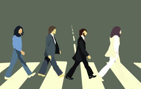 After 50 years, the Beatles walk again