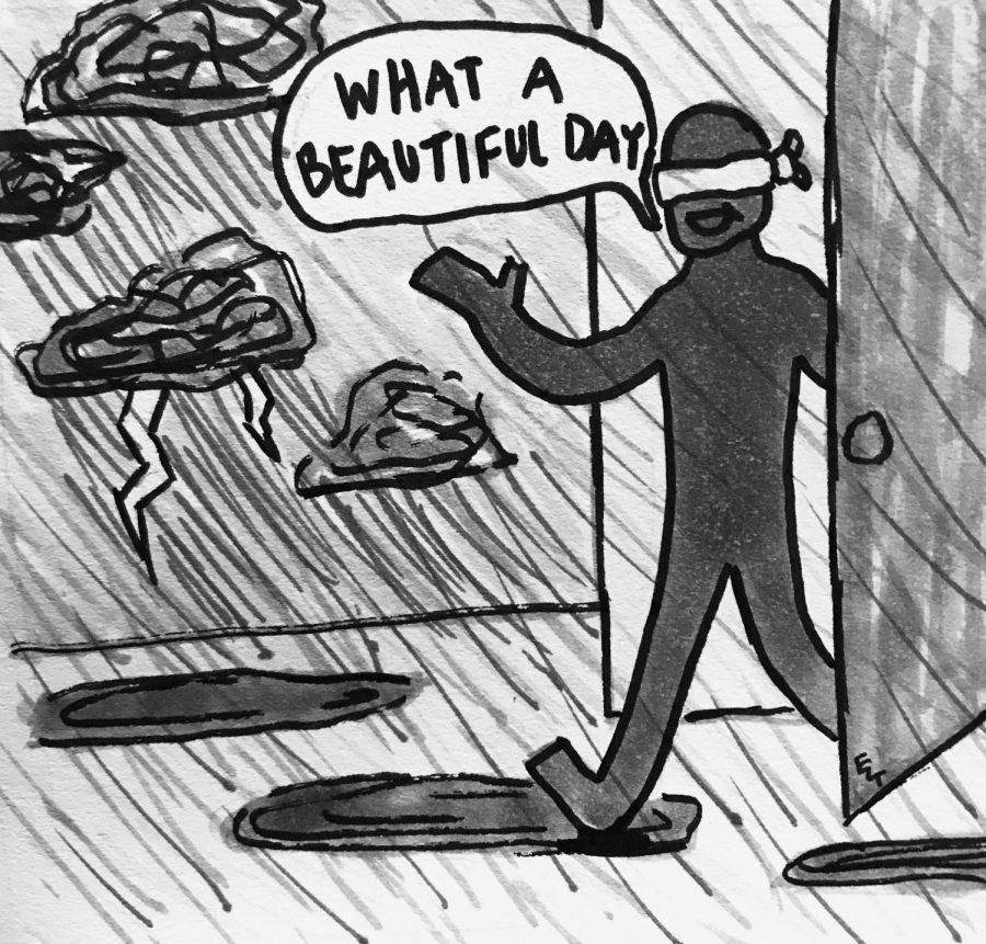 Thoen - bad weather news