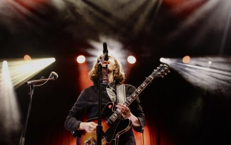 Hozier returns to the Santa Barbara Bowl with
