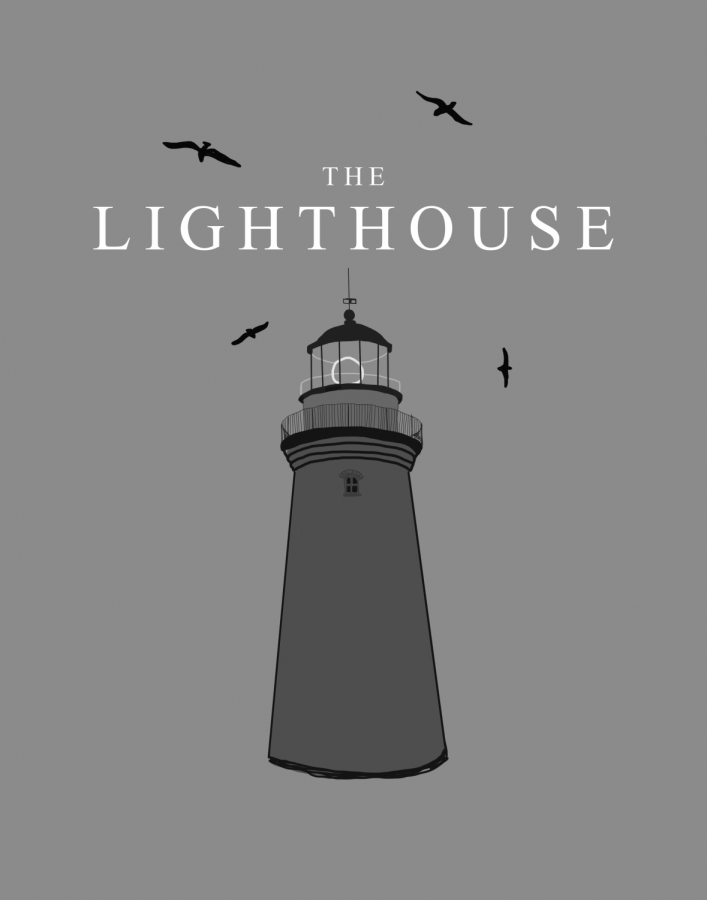 """The Lighthouse"" stars Willem Dafoe and Robert  Pattinson, and is one of the few horror films playing in Santa Barbara during the Halloween season."