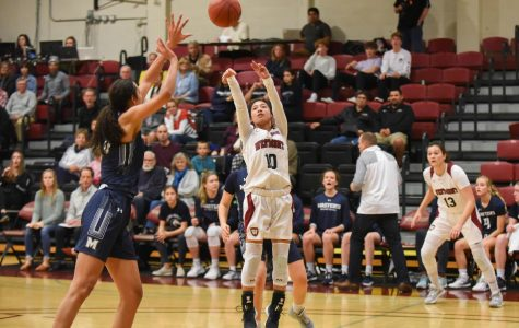 #4 Westmont falls to #1 The Master's