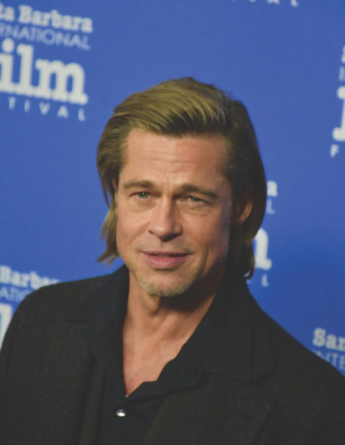 Brad Pitt was honored for his performances in