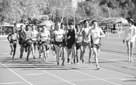 Track and field debuts at home
