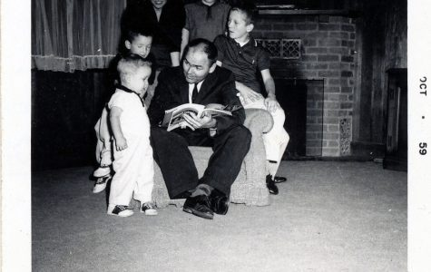 The Shelton family circa 1960.