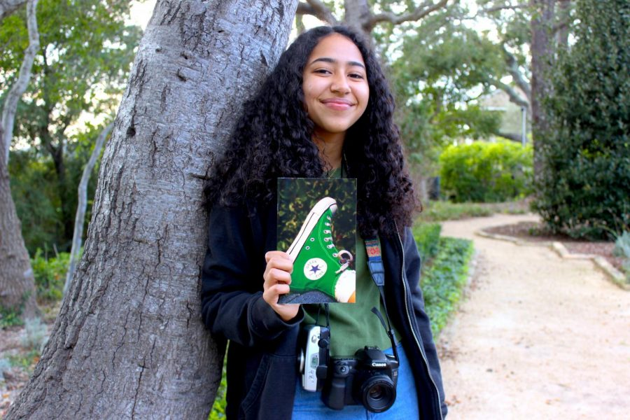 """Jenica Morin released her """"Green Zine,"""" a collection of her photography, at the end of January."""