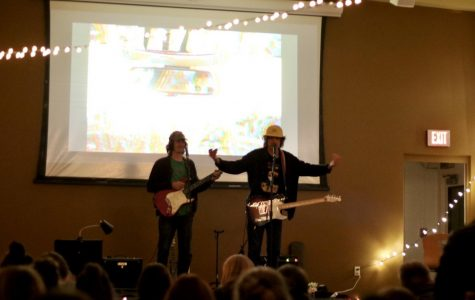 Westmont student musicians perform at Page Hall