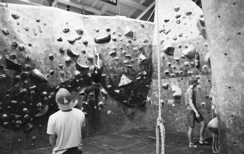 Santa Barbara Rock Gym cultivates local climbing community