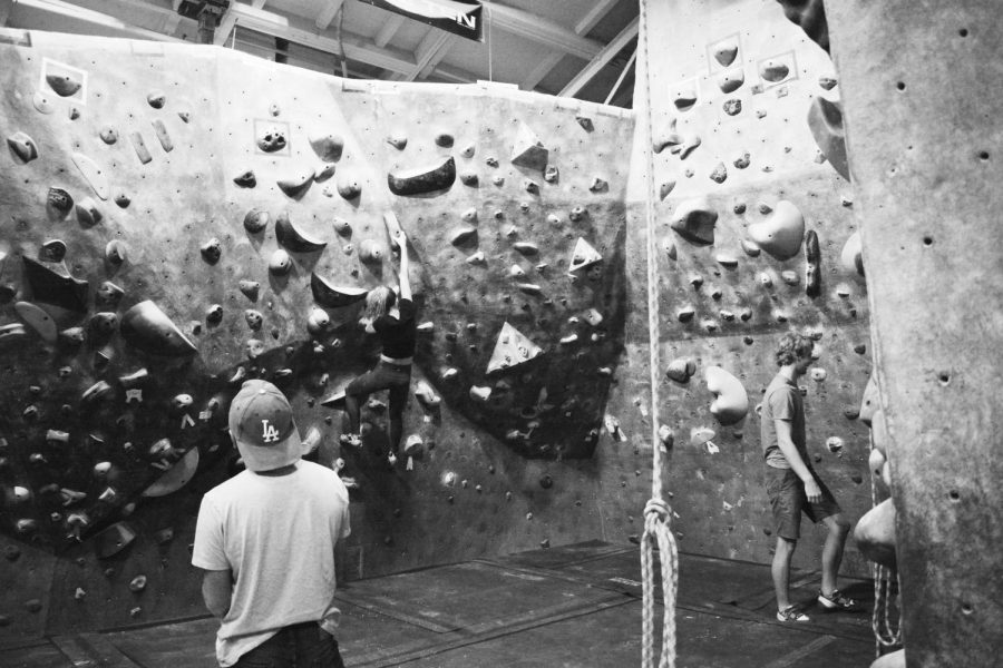 Santa+Barbara+Rock+Gym+cultivates+local+climbing+community