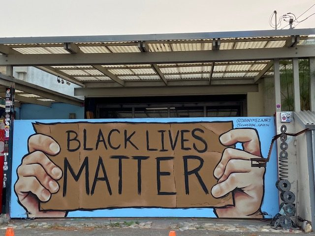 Santa Barbara art responds to racial injustice