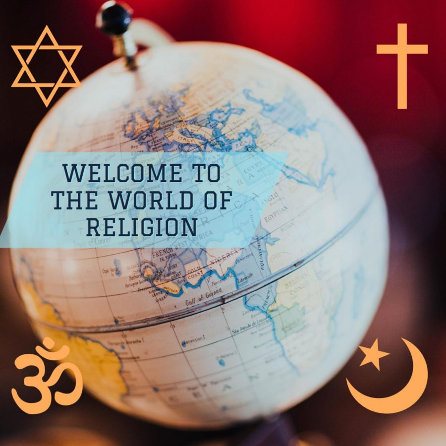 From+the+gnostics+to+the+Nazis%2C+Welcome+to+the+World+of+Religion+covers+a+wide+range+of+topics
