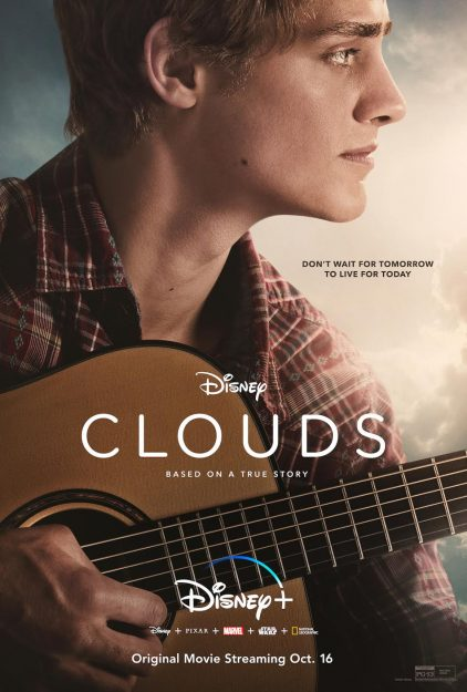 Clouds tells the true story of Zach Sobiech
