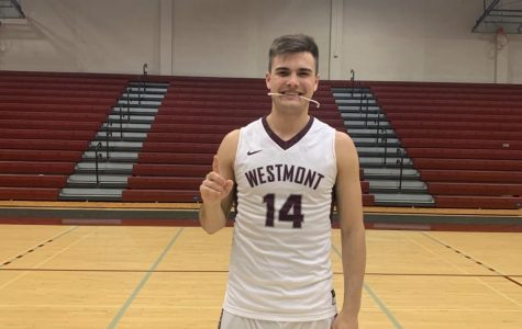 Hunter Sipe is looking forward to his final season of Westmont basketball.