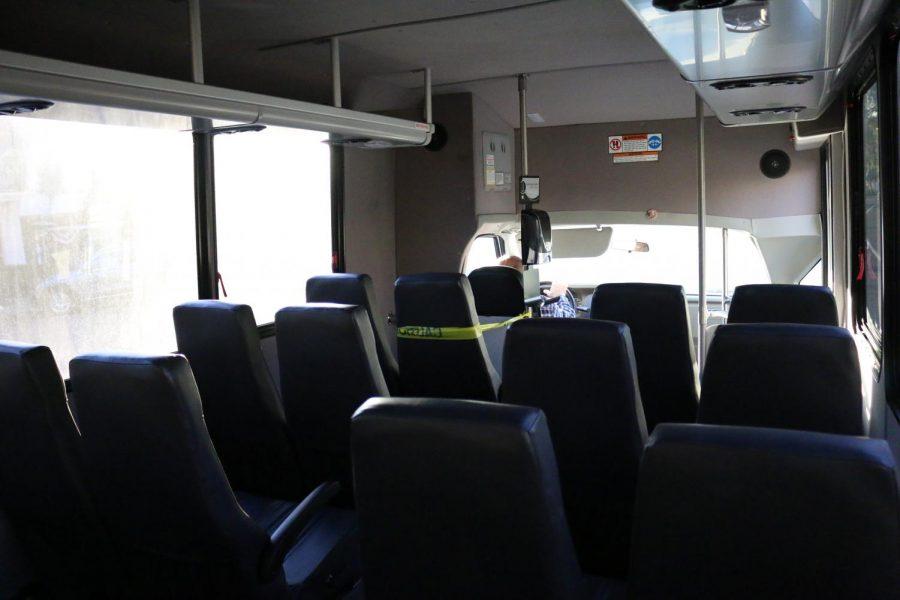 Unused shuttle space