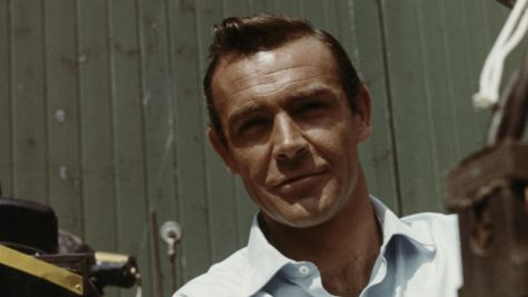"Connery as James Bond in ""Dr. No"""