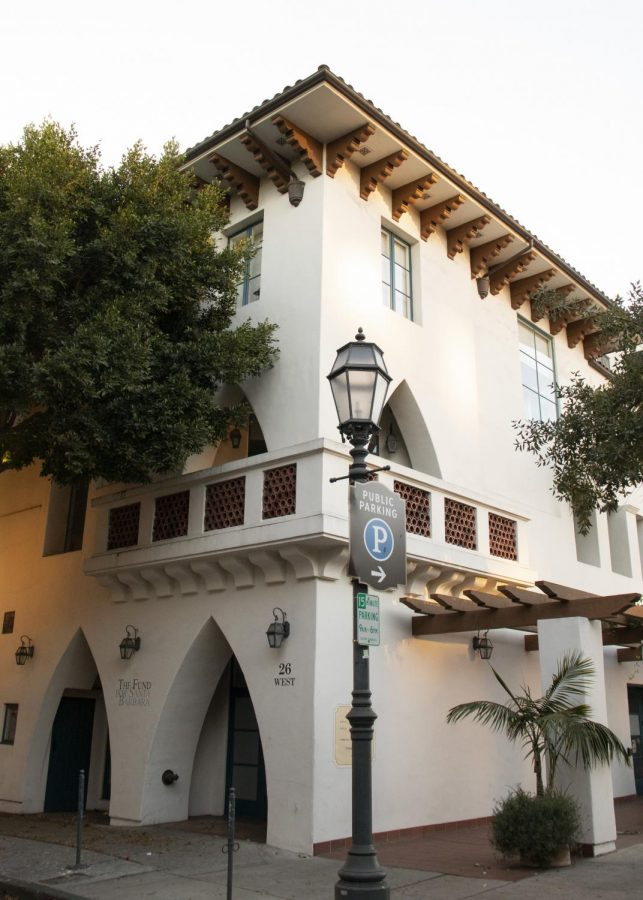 Westmont's new building, located at 26 West Anapamu Street in downtown Santa Barbara.