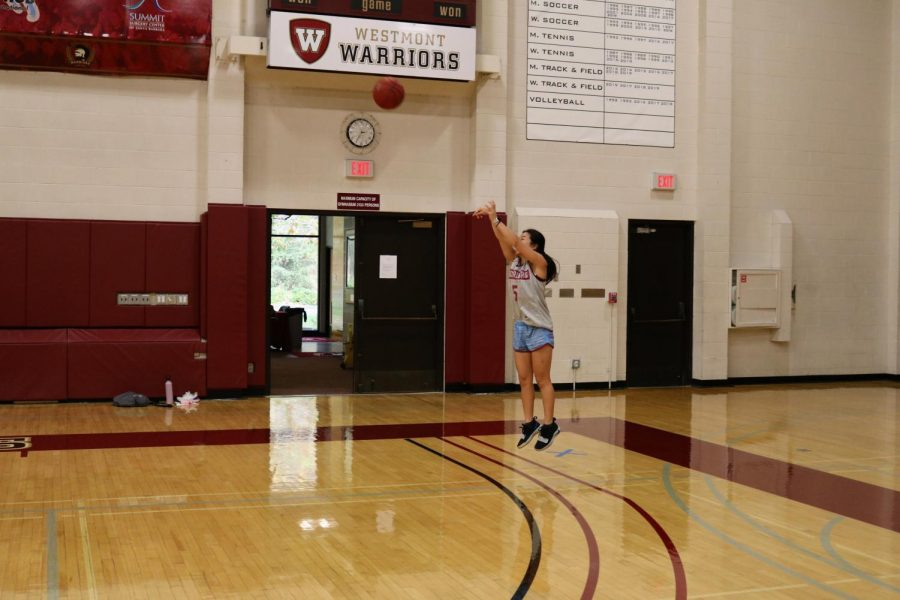 Although they have been met with many uncertainties, the Westmont Women's Basketball Team has been fighting to maintain their season.