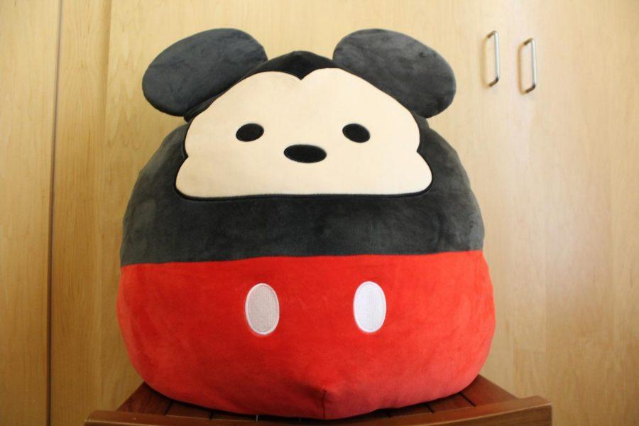 Mickey Squishmallow