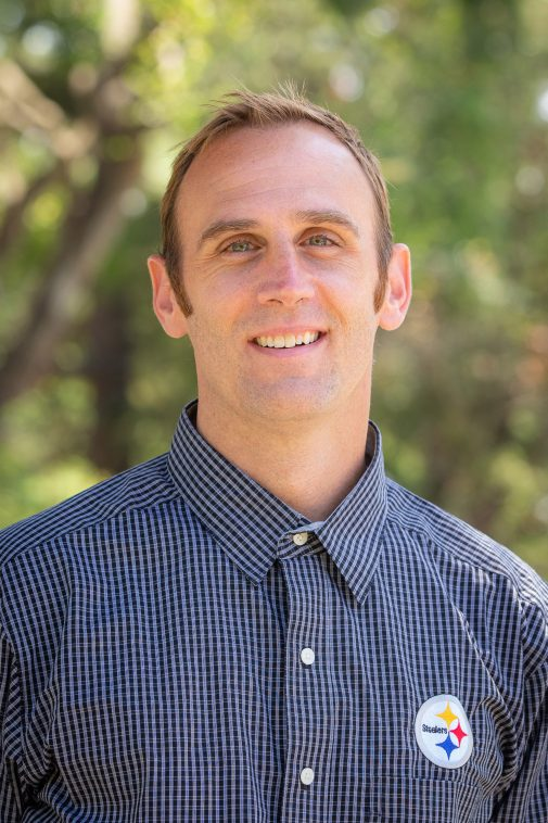 Dr. Adam Goodworth specializes in biomechanics.