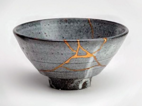 Japanese pottery inspiring new art in Voskuyl Chapel