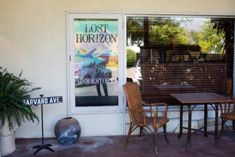 Lost Horizon Montecito storefront.