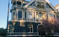 The Clunie House, located in the Haight-Ashbury neighborhood, is home to Westmont's off-campus program in San Francisco.
