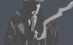 Detective Smartman's going to solve the Ghost Writer case — or else.