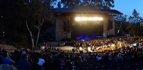 The Santa Barbara Bowl before the pandemic