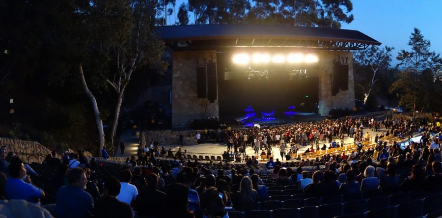 Santa Barbara Bowl reopening