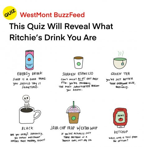 What your Ritchies drink says about you