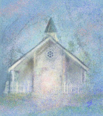 Holy Spirits presence at The Voskuyl Prayer Chapel