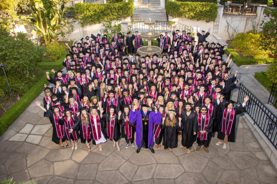 The class of 2020 returns for a momentous commencement