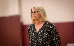 Coach Ruth Mcolpin