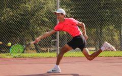 Tennis team prepares for spring season