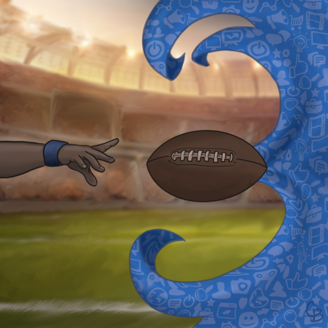 """Getting a """"kick"""" out of Fantasy Football"""