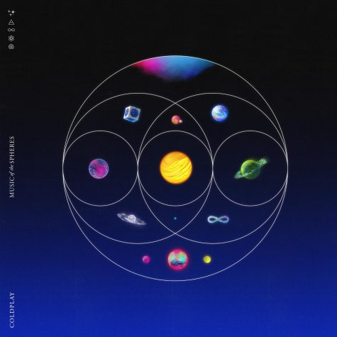 Music of the Spheres album cover